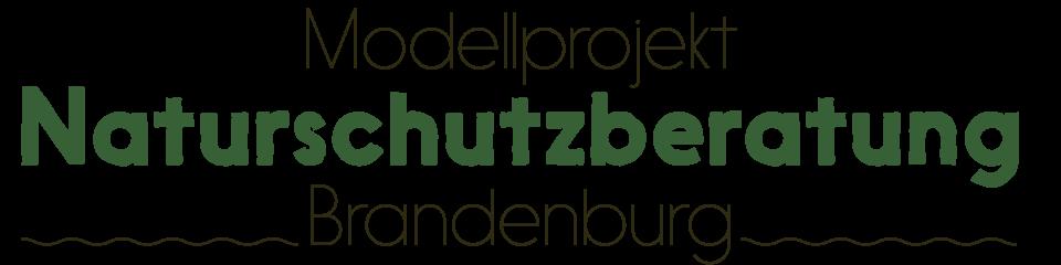 Modellprojekt Naturschutzberatung Brandenburg