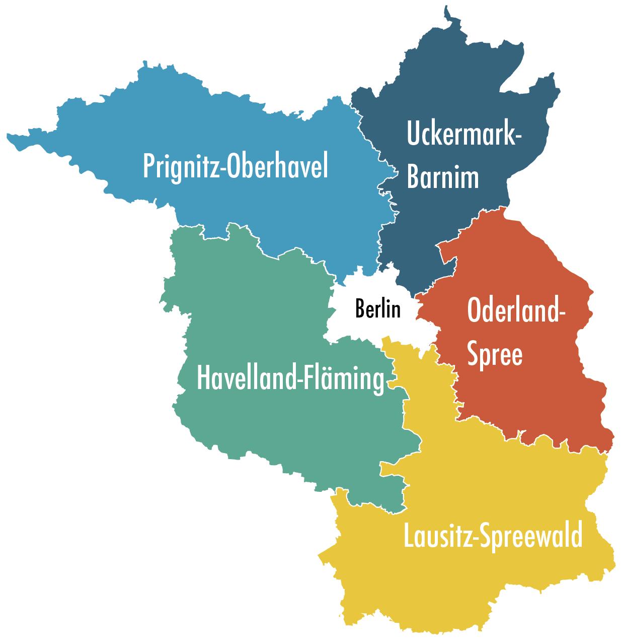 Beratungsregionen