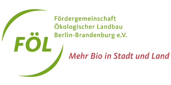 Logo der Fördergemeinschaft Ökologischer Landbau Berlin-Brandenburg (FÖL) e.V.